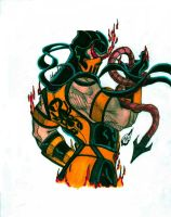 Scorpion by Agent19XS