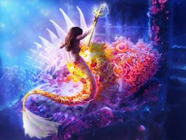 Queen of the sea by tamaraR