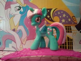 My Little Pony Blind Bag G1 Fizzy by PrincessXena1027