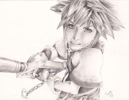 Sora by Nini-Syllestial