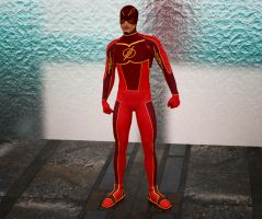 Flash 2nd skin textures for M4 by hiram67