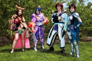 Dynasty Warriors 2013 by Cosplay4FunUltimate