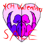 Valentines YCH 001 by CouchpotatoPZ1