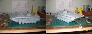 BMP-2 build update 3 by Shay-Tank-Dragon-41