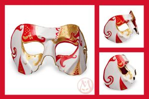 Masquerade Mask by OakMyth