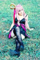 Vocaloid Luka by lollyt