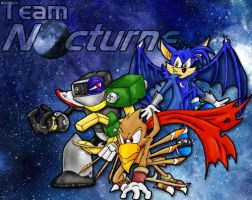 Team Nocturne by cailencrow