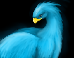 Blue Bird by ArtOfDoom
