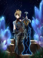 Championship Riven by Mary-chan1