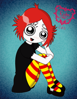 Ruby Gloom by XUnlimited