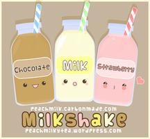 Kawaii Milk V2 by PeachMilktea