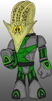 LW Rogues: Flatworm by Lordwormm