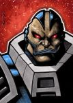 Apocalypse - X-Men - Sketch Card by J-Redd
