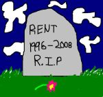 Rest In Peace-RENT by RizzotheRat1131