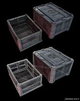 Crates by KL45H