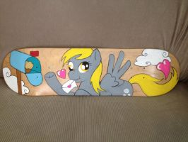 Derpy Deck by matteglaze