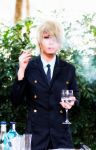 Sanji : Cocktail Bartender by jlrave