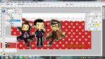 Doctor Who Pencil bags  sample by skylord1015