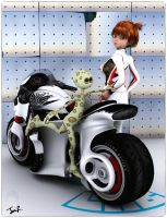 Easy Rider ? by tats2