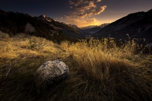 French Alps by jacekson