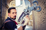 Booker Dewitt cosplay - Bioshock Infinite by James--C