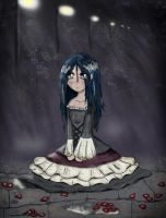 Sorrow, Fall by Scarecrowlover