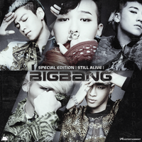 BIG BANG - Still Alive (Special Edition) by jonatasciccone