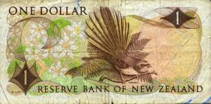 banknotes - NEW ZEALAND no.2 by gapystock