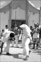 Capoeira In Natal by espiao