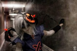 Kingdom Hearts: Halloween Riku 4 by J-JoCosplay