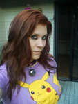 Pika!~ by VictoriaStaley