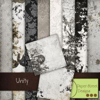 unity-paper street designs by paperstreetdesigns