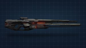 Z-750 Special Application Sniper Rifle by Zraghnar
