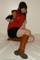 Claire Redfield 3 by MajesticStock