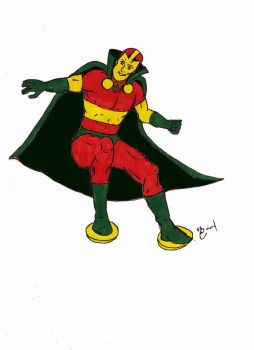 Mister Miracle by ratwood42