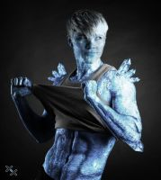 X-Man Iceman by LexxLife