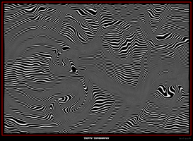 Trippy Topography by PaulBaack