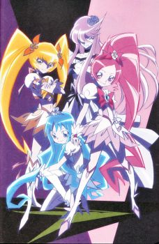 HeartCatch Precure by PinkFelice