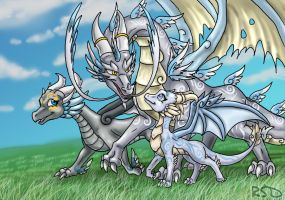Daughters of Aeros by DragonCid