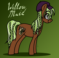 Willow Maid by CyberHorse10