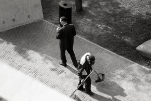 Two Working Classes by Baltagalvis