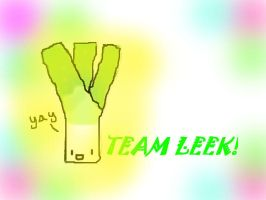 TEAM LEEK BISHES!!! by Sobbie-Chan