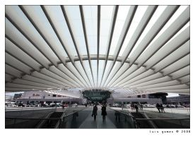 Oriente station 2 by gomes