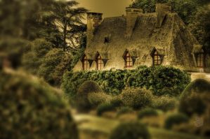 Dream House by XanaduPhotography