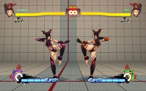 Ultimate Juri Mod by ohhho