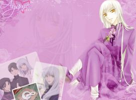 Ayame Sohma by lollibear