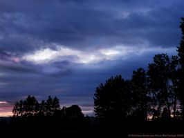 Evening Storm by rocamiadesign