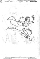 Misty jumping sketch by Sebs-DA