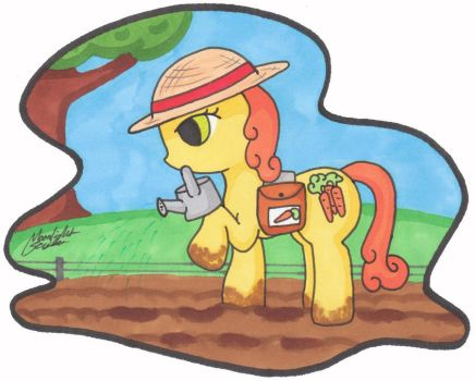 Workin' The Fields by MoonlightScribe