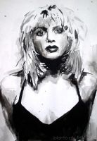Courtney Love by jolinezja